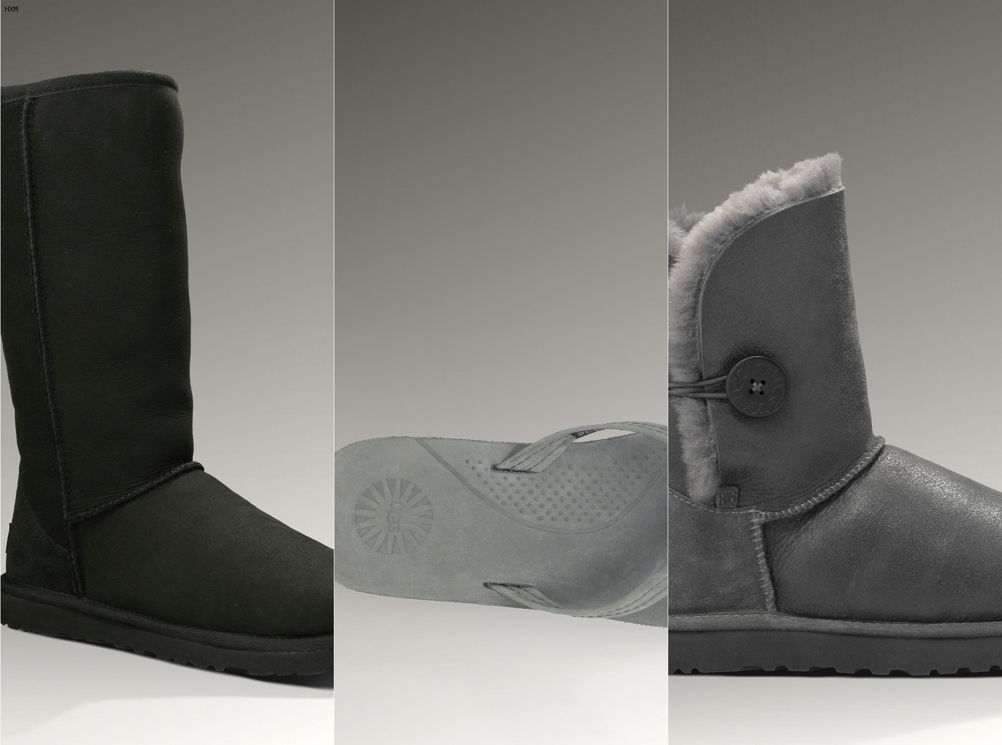 più recente c707b 0890a stivali tipo ugg impermeabili