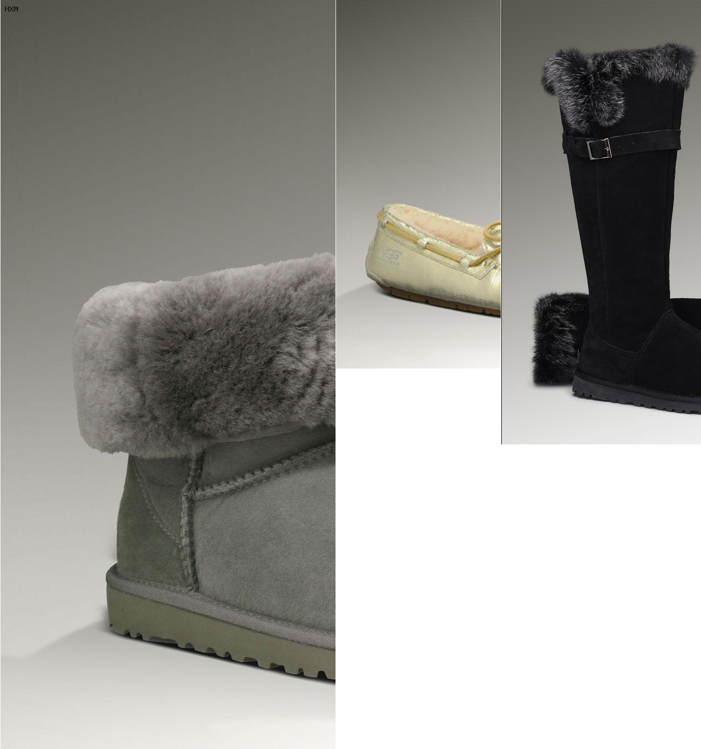 ugg europa, Ufficiale Nero UGG Nightfall 5359 Boots outlet