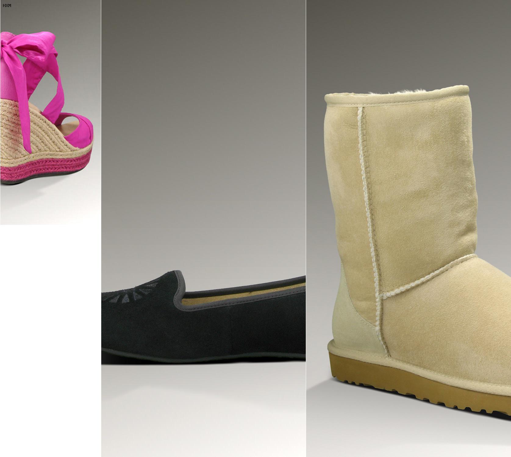 famoso marchio di stilisti stili di grande varietà sulle immagini di piedi di ugg mini grigio scuro